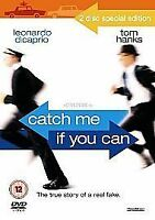 Catch Me If You Can (2 Disc Special Edition) [DVD] [2003], New DVD, Leonardo DiC