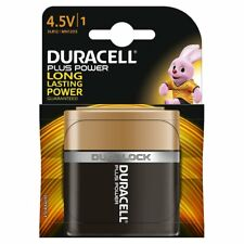 Pile Duracell Plus Power tipo 4,5V