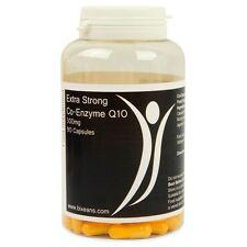 Extra Fuerte CoQ10 300mg * 90 Cápsulas * Co-enzima Q10 ubiquinona bixeans ® - CQ39