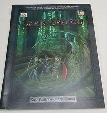 DARK DRUIDS - TROLL LORD GAMES D20 D&D FANTASY RPG ADVENTURE MODULE