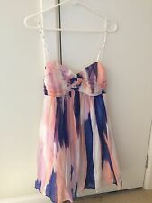 Wish Strapless Dress - Size 12