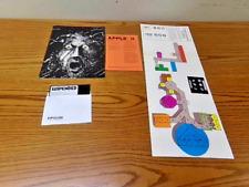 SUSPENDED - APPLE II GAME - 1983 INFOCOM SOFTWARE