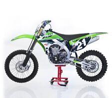 Motorrad Hubständer Moto Cross,Enduro,Trial,Supermoto Rangierhilfe Ständer rot