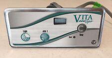 VITA SPA BY MAAX DUET TOPSIDE CONTROL VL402