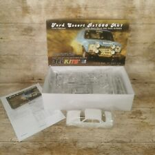 Belkits Ford Escort Rs1600 MK1 Model Kit 1:24 Scale Complete - New Open Box