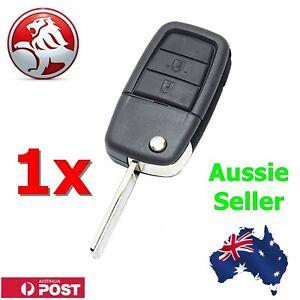 1x Holden Commodore VE UTE Wagon 2 Button Remote Flip Key Shell Case