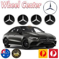 Mercedes Benz center wheel cap 65mm Black