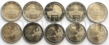 Germany 2 euro 2018 Berlin 5 coins set ADFGJ (#3874)