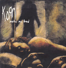 Korn-Make Me Bad cd single