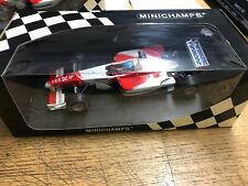 1/18 Panasonic Toyota Racing TF102   Mika Salo   Season 2002
