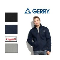 NEW! SALE! Gerry Rib-Knit Full Zip Textured Jacket VARIETY SZ/CLR - D45