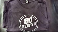 80Eighty.com basic logo tee XXL