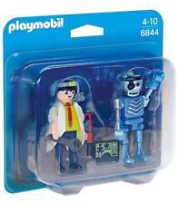 Científico y robot duo pack Playmobil