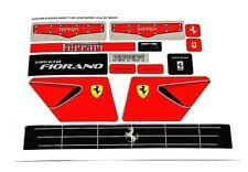 Ersatz Aufkleber/Sticker für LEGO 8145 Racers Ferrari 599 GTB Fiorano ( 2007 )