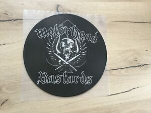 "TOP MOTÖRHEAD BASTARDS 12 "" PICTURE VINYL SCHALLPLATTE"