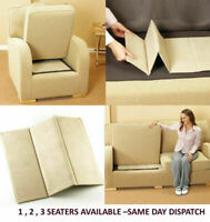 NEW PREMIER SOFA SEAT REJUVENATOR BOARDS ARMCHAIR SUPPORT 1-2-3 SEATER SAVERS