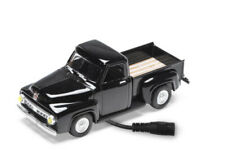 Menards Lighted 1/48 Scale 1953 Ford® Raven Black Pickup Truck Sealed New In Box