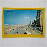 Blackpool Postcard (P409)