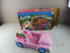 Ancien Buggy de plage / Beach, Barbie, Aqua Magic, Mattel, vintage, ref. 8836