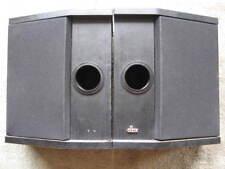 Revised >> Vintage DBX SOUNDFIELD 3x2 LS Satellite/ Bookshelf Surround Speakers