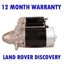 LAND ROVER DISCOVERY 2.0 16V 1989 1990 1991 1992 - 1998 RMFD STARTER MOTOR