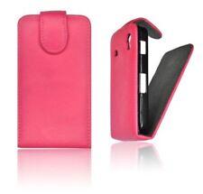 Billetera con Tapa Polipiel Rosa Funda Carcasa Samsung GT-I9100 Galaxy S2