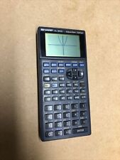 Sharp EL-9400 Equation Editor Graphics Calculator Graphing GCSE & A-level Maths