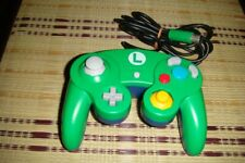 Gamecube Controller Used Club Nintendo Limited Luigi Color JP Ver. Free Shipping