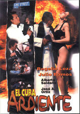 El Cura Ardiente (DVD) **New**