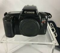 Canon EOS Rebel S 35mm SLR Film Camera Body Only with Strap - A27