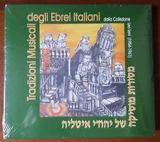 Tradizioni Musicali Degli Ebrei Italiana (Music Trad. in Israel) Leo Levi CD