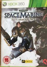 Warhammer 40k: Space Marine (Microsoft Xbox 360, 2011)MINT