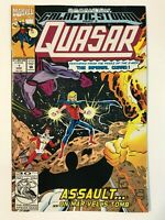 QUASAR #32 / #1 (1992) | 1ST FIRST KORATH THE PURSUER, DIRECT EDITION