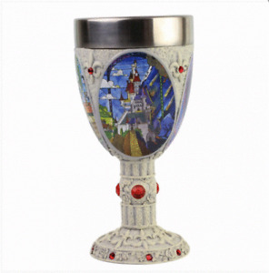 Beauty and the Beast Disney Showcase Decorative Goblet