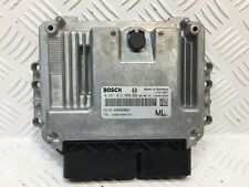 #2806_HONDA CIVIC 2.2D 2006 Engine Control Unit / 0281012660 / 37820-RSR-E16