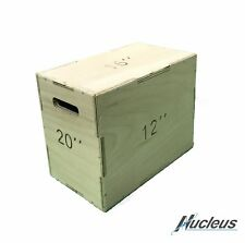 Medium noyau PLYO pliométrique Jump BOX Gym-Crossfit MMA Fitness Force Squat