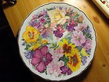 Royal Albert Birthday Bouquet Queen Mother Plate, No; 4503B