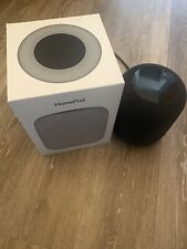 Apple HomePod Voice Enabled Smart Assistant - Black