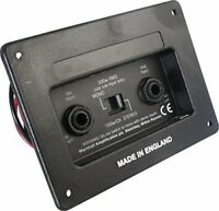 Jack plate - Genuine Marshall, Switchable Stereo/Mono