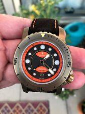 Steinhart Bronze Watch Salamander Limited Edition No 75/100