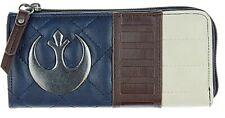 Star Wars Han Solo Design Zip Around Clutch Wallet