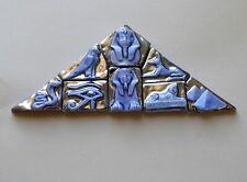 Fève perso du MH 2007 - Puzzle L' Egypte - Série Complète