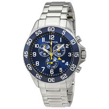 Nautica Chronograph Blue Dial Mens Watch NAI17508G