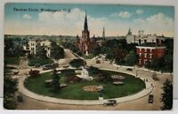 Washington DC Thomas Creek 1917 to Boiling Springs Postcard A19