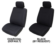 SINGLE PREMIUM KNITTED POLYESTER SEAT COVER FOR NISSAN XFN RWD UTE