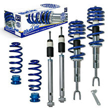 JOM Audi A4 B6 B7 8E 8H Euro Height Adjustable Coilover Suspension Lowering Kit-