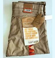 Original Weatherproof Vintage Comfort Stretch Men's 5 Pocket Pant VARIETY
