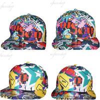 Comic snapback caps, mens,ladies bespoke designer flat peak fitted baseball hats