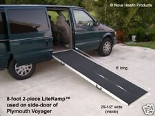 8' Wheelchair Ramp | Scooter Ramp | LiteRamp Portable Handicap Ramps