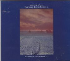 JEANETTE WRATE NORTHERN LIGHTS ENSEMBLE - echoes of a northern sky CD